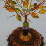Compost and Autumn Tree on Bottle